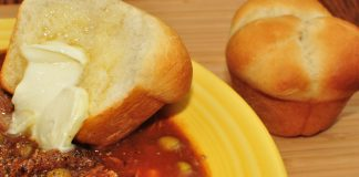 Jiffy Rolls Recipe from Grandma Brown