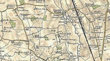 UK NS Maps | Danby Wiske