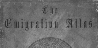 Mappy Monday | Ancestry Emigration Atlas 1852-1213