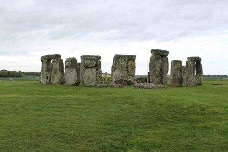Those Places Thursday | Stonehenge-1585