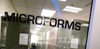 Are microfilms going the way of dinosaurs?