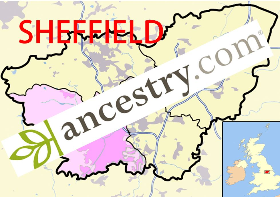Sheffield Resources on Ancestry