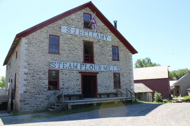 Flour Mill at Upper Canada Village