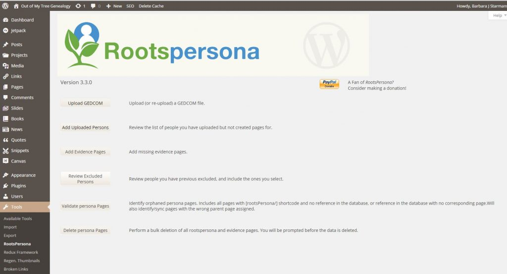 RootsPersona Review