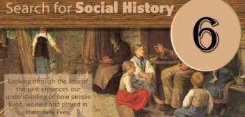 Step Six: Search for Social History