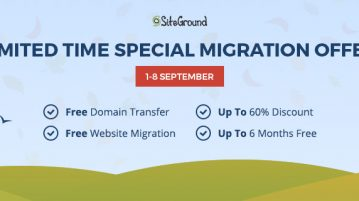 Free Website Migration