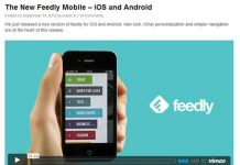 Mobile Monday - Feedly for Genealogy