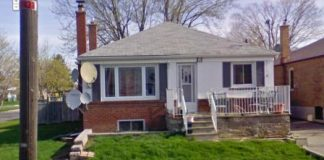 My Childhood Home