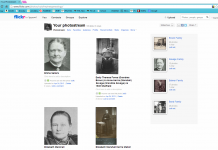 Website Wednesday | Host Your Family History Photos on Flickr-1523