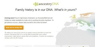 Ancestry DNA – Coming Soon to the UK-2127