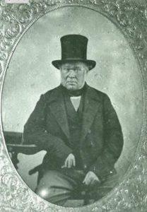 Robert Unwin circa 1850