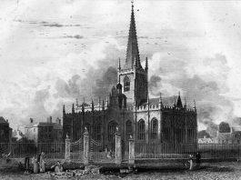 Sheffield Parish Church