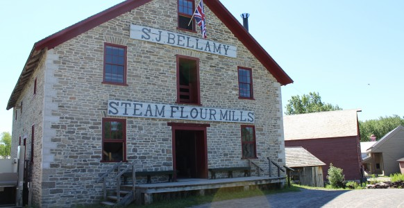 St Belamy Steam Flour Mill