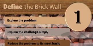 Step One: Define the Brick Wall