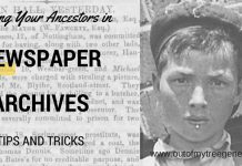 Newspaper Archives Tips and Tricks